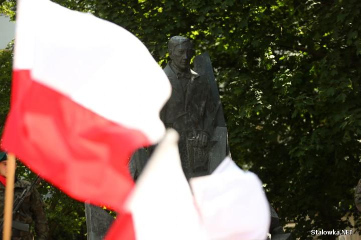 Mariusz Błaszczak, Minister Obrony Narodowej w Stalowej Woli.