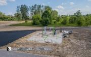 Budowę parku wodnego ma miłośnikom rurkowej siłowni zrekompensować powstanie drugiego tego typu obiektu na nadsańskich błoniach.