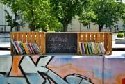 Od lipca do sierpnia w godzinach od 9:00 do 14:00 w PARKU 24 będzie czynna letnia czytelnia.