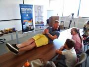 W okresie wakacyjnym zajęcia przewidziane w projekcie, przeznaczone są dla dzieci uczestniczących w akcji lato w bibliotece i przedszkolaków, od września dla grup uczniów ze szkół podstawowych.