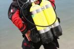 W trakcie działań zbadano dno sonarem z łodzi OSP Stalowa Wola. Następnie płetwonurkowie z Przemyśla zeszli pod wodę.