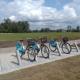 Stalowa Wola: Na Błoniach powstała stacja rowerowa