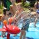 Stalowa Wola: Moc atrakcji na nowo otwartym wodnym placu zabaw