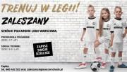 Piłkarskie Przedszkole Legia Soccer Schools w Zaleszanach jest pierwszym etapem zajęć sportowych skierowanych zarówno do dziewczynek jak i chłopców w wieku od 3-7 lat(dzieci urodzone w latach 2011 - 2015).