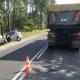 Stalowa Wola: Cieżarówka uderzyła w samochód osobowy. Ranna 66-letnia kobieta