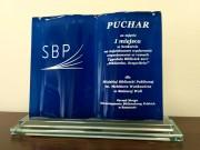 Nagroda została wręczona na zakończonym niedawno spotkaniu dyrektorów bibliotek z całego Podkarpacia w Ustrzykach Dolnych.