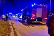 Śmiertelny wypadek na osiedlu Charzewice w Stalowej Woli.