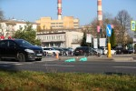 Na ulicy Energetyków w ciągu Drogi Krajowej nr 77 doszło do potrącenia rowerzysty.