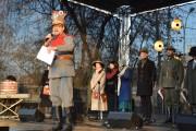 Krakowscy artyści zawitali do Stalowej Woli, by wspólnie z mieszkańcami świętować 100-lecie odzyskania przez Polskę Niepodległości.
