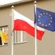 Stalowa Wola: Przed magistratem zawieszono flagę Unii Europejskiej