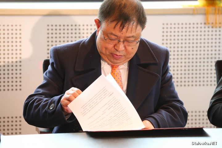 Otwarcie Centrum Języka i Kultury Chińskiej w Stalowej Woli