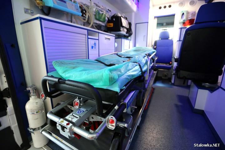 Karetka pogotowia: ten sprzęt ratuje życie.
