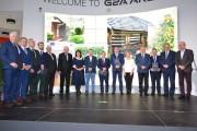 Na terenie obiektu G2A Arena Centrum Wystawienniczo-Kongresowe Województwa Podkarpackiego odbyło się uroczyste rozstrzygniecie Konkursu Piękna Wieś Podkarpacka 2018.
