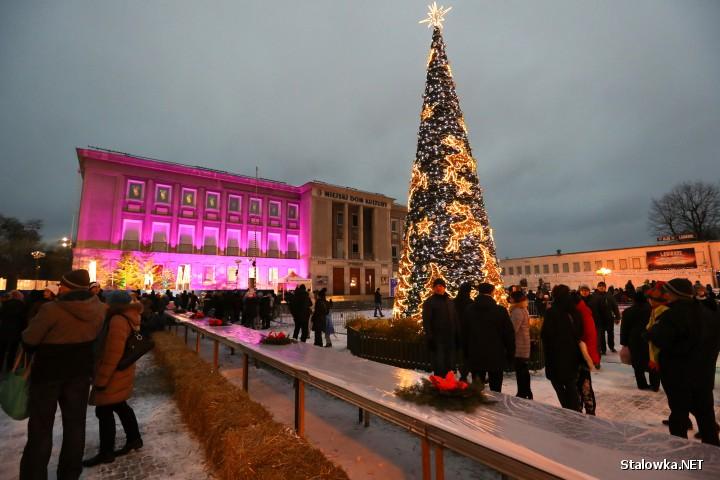 Jarmark Świąteczny w Stalowej Woli.