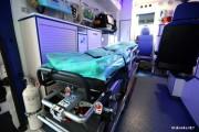 Pan Damian prowadził resuscytację prawie pół godziny, do czasu dotarcia na miejsce zdarzenia karetki reanimacyjnej.