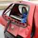 Stalowa Wola: 2 osoby ranne w wypadku na górce rozwadowskiej