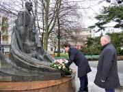 30 grudnia 2018 roku przypada 130 rocznica urodzin Eugeniusza Kwiatkowskiego. Z tej okazji przedstawiciele miasta złożyli kwiaty w miejscach go upamiętniających.