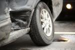 Na drodze wylotowej na Tarnobrzeg doszło do wypadku drogowego, w którym jedna osoba została ranna.