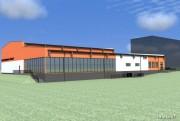 Jedną z inwestycji jest budowa Hali sportowej wraz z basenem w Stanach.