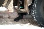 Na drodze osiedlowej między blokiem przy ulicy Stanisława Staszica 13 a blokiem na ulicy Gabriela Narutowicza 8 doszło do tragicznego wypadku. Śmieciarka przejechała starszą kobietę.