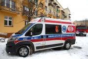 Do tragedii doszło w bloku na ulicy Popiełuszki w Stalowej Woli.