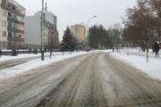 Ulica Wojska Polskiego w Stalowej Woli.