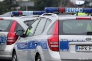 Policjanci zawieźli mężczyznę do domu, gdzie trafił pod opiekę żony.