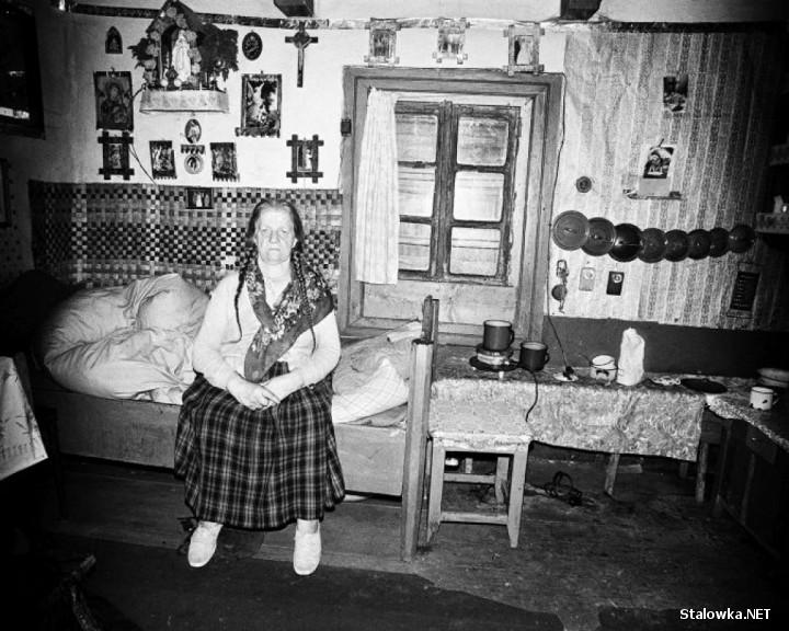 fot. Zofia Rydet, z cyklu Zapis socjologiczny 1978-1990, Podhale