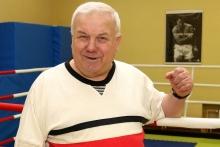 Lucjan Trela, polski bokser w wadze ciężkie.