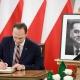 Stalowa Wola: Pożegnanie śp. premiera Jana Olszewskiego