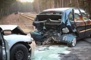 38-letni kierowca, który 17 lutego 2019 roku spowodował wypadek na przejeździe kolejowym w Zaklikowie usłyszał prokuratorskie zarzuty. W chwili kierowania pojazdem miał około 3 promili alkoholu.