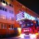 Stalowa Wola: Spaliło się mieszkanie w bloku na Pławie. Ewakuowano mieszkańców