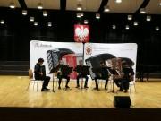 W festiwalu zaprezentowali się jak zawsze licznie, uczniowie sekcji akordeonu naszej Szkoły Muzycznej osiągając znaczące sukcesy, zważywszy na wysoki poziom wykonań konkursowych jak i tak dużą liczbę prezentujących się uczniów.