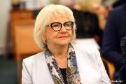 Janina Sagatowska z wykształcenia jest prawnikiem. Była wicewojewoda i wojewoda tarnobrzeski, senator IV, V, VIII i IX kadencji.