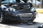 Do wypadku doszło przed szkołą w Zaleszanach.