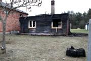 W wyniku pożaru śmierć poniosła jedna osoba.