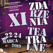Poszukiwania pomysłu na lokalne obchody Międzynarodowego Dnia Teatru sprawiły, że jako ich rezultat pojawiły się w Stalowej Woli Zdarzenia Teatralne.