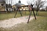Plac zabaw powstanie na 0,3 hektarowej działce należącej do miasta.