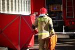 Do pożaru doszło w bloku przy ulicy 1-go Sierpnia w Stalowej Woli.