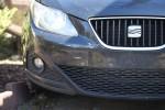 Porzucone auto na ulicy Energetyków w Stalowej Woli.