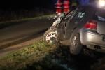 Do tragicznego wypadku doszło a drodze powiatowej Musików - Jastkowice w gminie Pysznica.