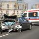 Stalowa Wola: DW-871: matka z dzieckiem ranna w wypadku na wiadukcie