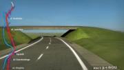 Jak informuje rzeszowski oddział Generalnej Dyrekcji Dróg Krajowych i Autostrad w marcu 2021 roku zakończy się budowa obwodnicy Stalowej Woli i Niska.