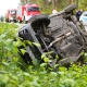 Stalowa Wola: Wypadek w Kępiu Zaleszańskim. 2 osoby ranne