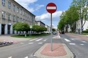 Remont prowadzony jest na odcinku ulicy Hutniczej w kierunku ronda z ulicą Ofiar Katynia.