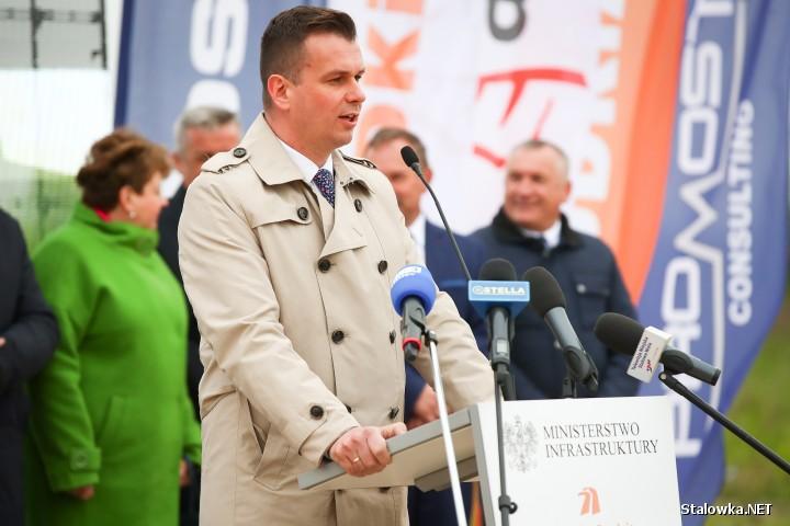 Rozpoczęcie budowy obwodnicy Stalowej Woli i Niska.
