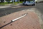 Do wypadku doszło na skrzyżowaniu ulic Chopina oraz Poniatowskiego w Stalowej Woli.