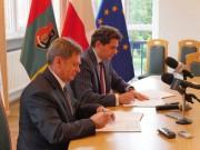 Porozumienie pomiędzy Miastem Stalowa Wola a Gminą i Miastem Nisko zostało zawarte na okres 30 lat.