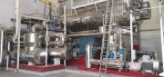 Niebawem zakład uruchomi własną kogeneracyjną elektrociepłownię, która będzie dostarczać 1/4 energii elektrycznej potrzebnej w produkcji.