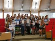 W tym roku w międzyszkolnym etapie wzięło udział 100 uczniów klas VI i VII szkół podstawowych powiatu stalowowolskiego, a do trzeciego etapu zakwalifikowało się 64 uczestników z 20 szkół.